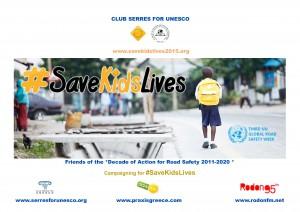 save roads kids