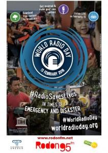 Radio day 16